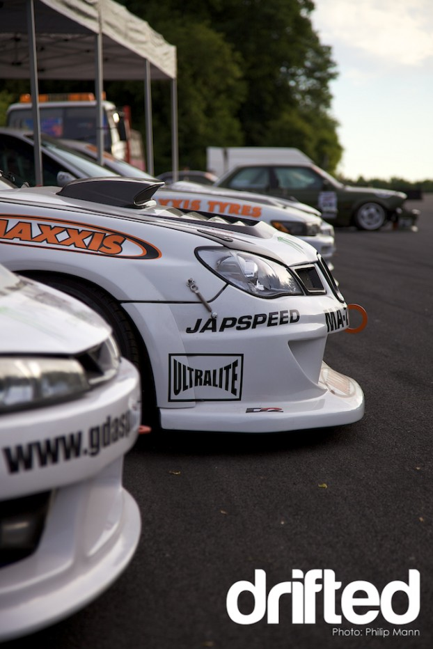 Team Japspeed ready to roll