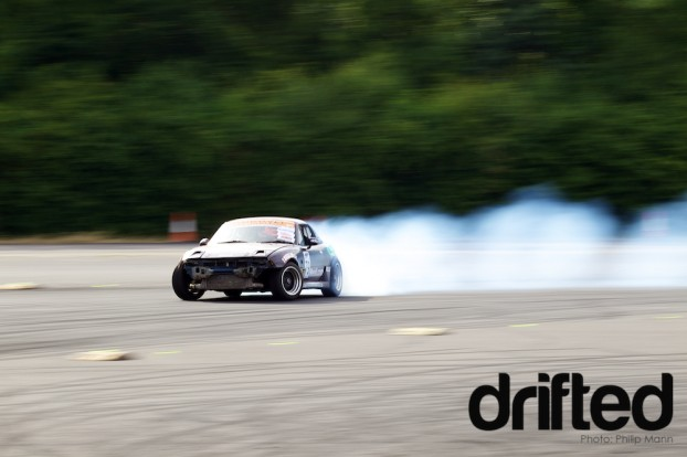 SR20 powered MX-5 at Donny