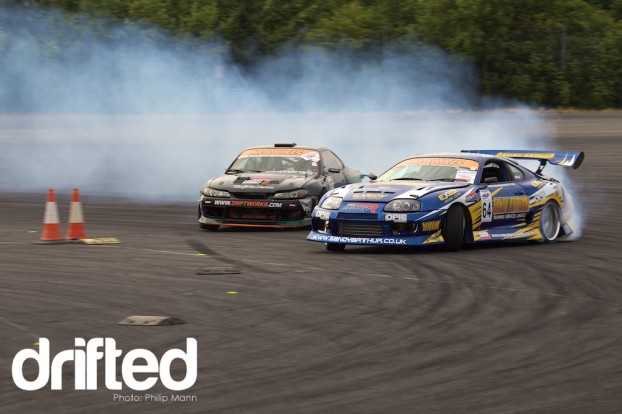 1000+ bhp battle at Donny
