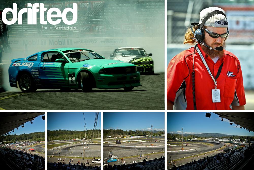 EVENT: Formula Drift, Round 4 – Throwdown