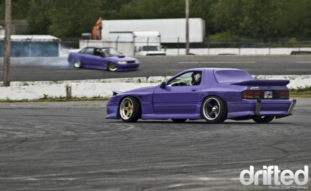 Drift Union at Evergreen