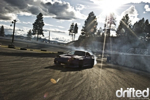 Drift Union Limit Factory Rx7