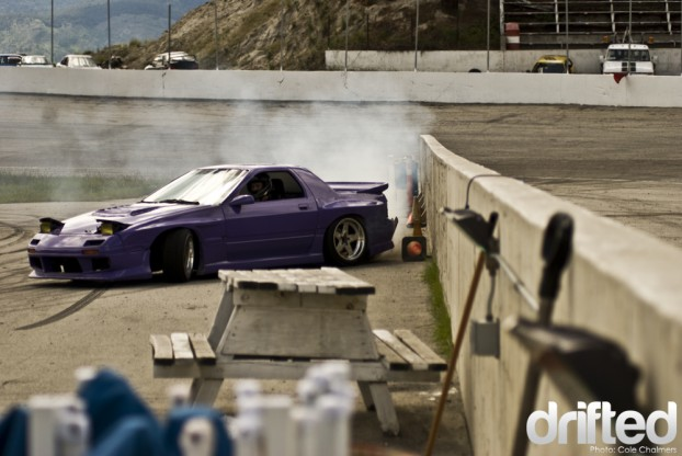 Drift Union Mazda Rx7