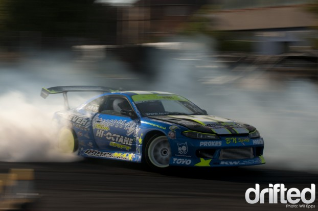 V8 LS1 S15 Drift