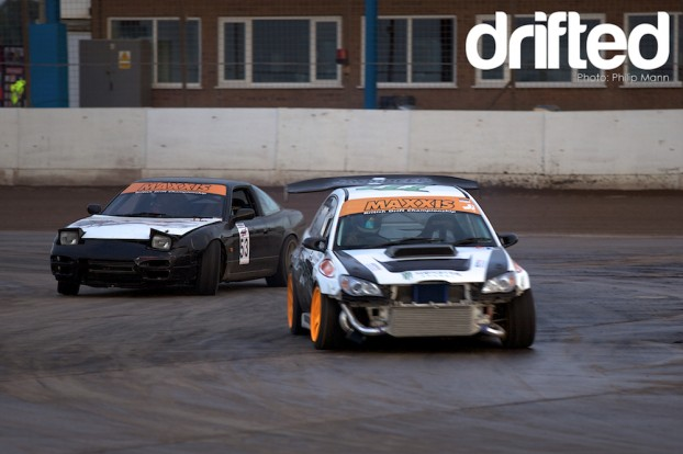 Baggsy losing out at BDC Weekender