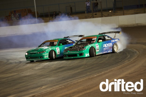 Team Green Falken very close at BDC Weekender