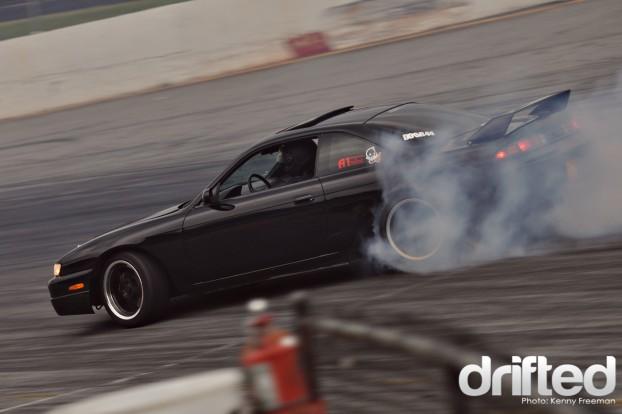 240sx drifting