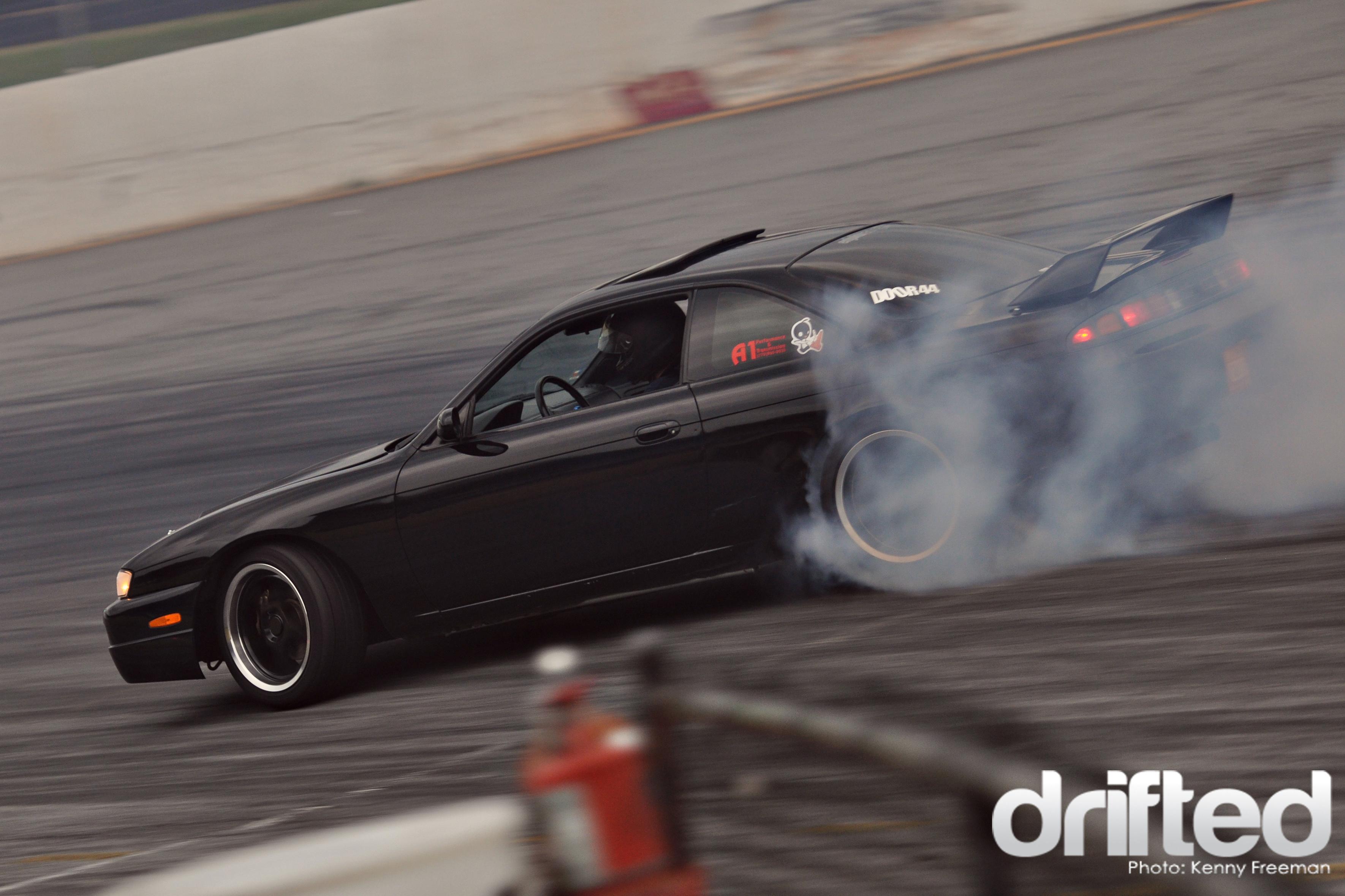 240sx s14 drift