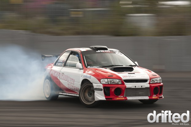 Walton Smith Subaru Drift