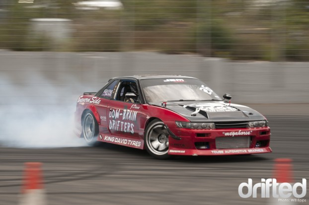 James Dean Nissan 200sx Drifting JDM Low Brain
