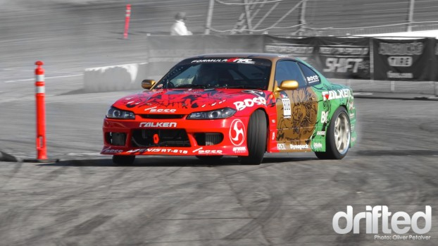 S15 Drifting
