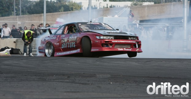 Luke fiNK s13 drift jump Wembley loW brain