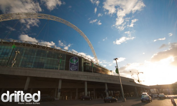 Wembley Stadium Arena Arch