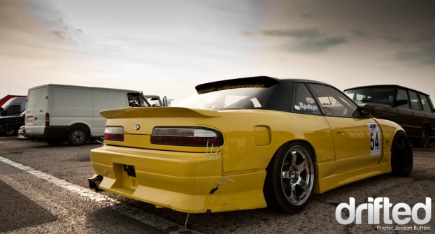 180sx Onevia DMAX Supermade