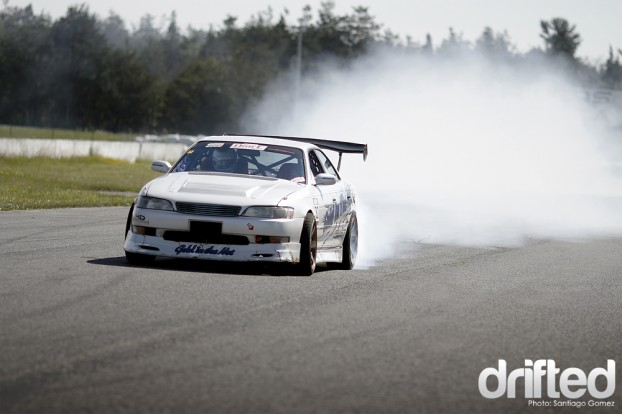 Toyota Chaser Drift car