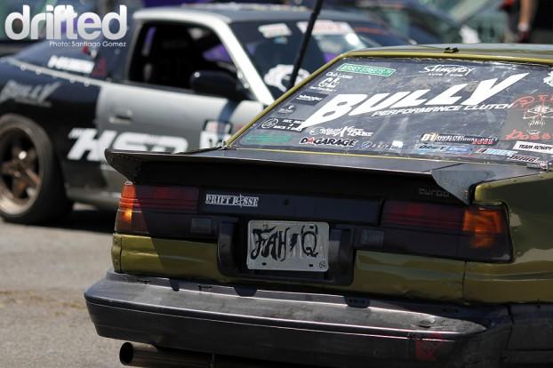 Ae86 drift car