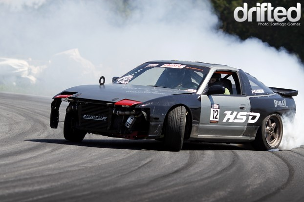HSD Sponsored S13 Drifting
