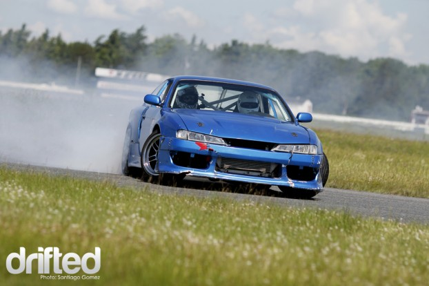SG Motorsport S14 Drifting