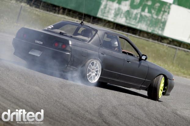 R32 Drifting