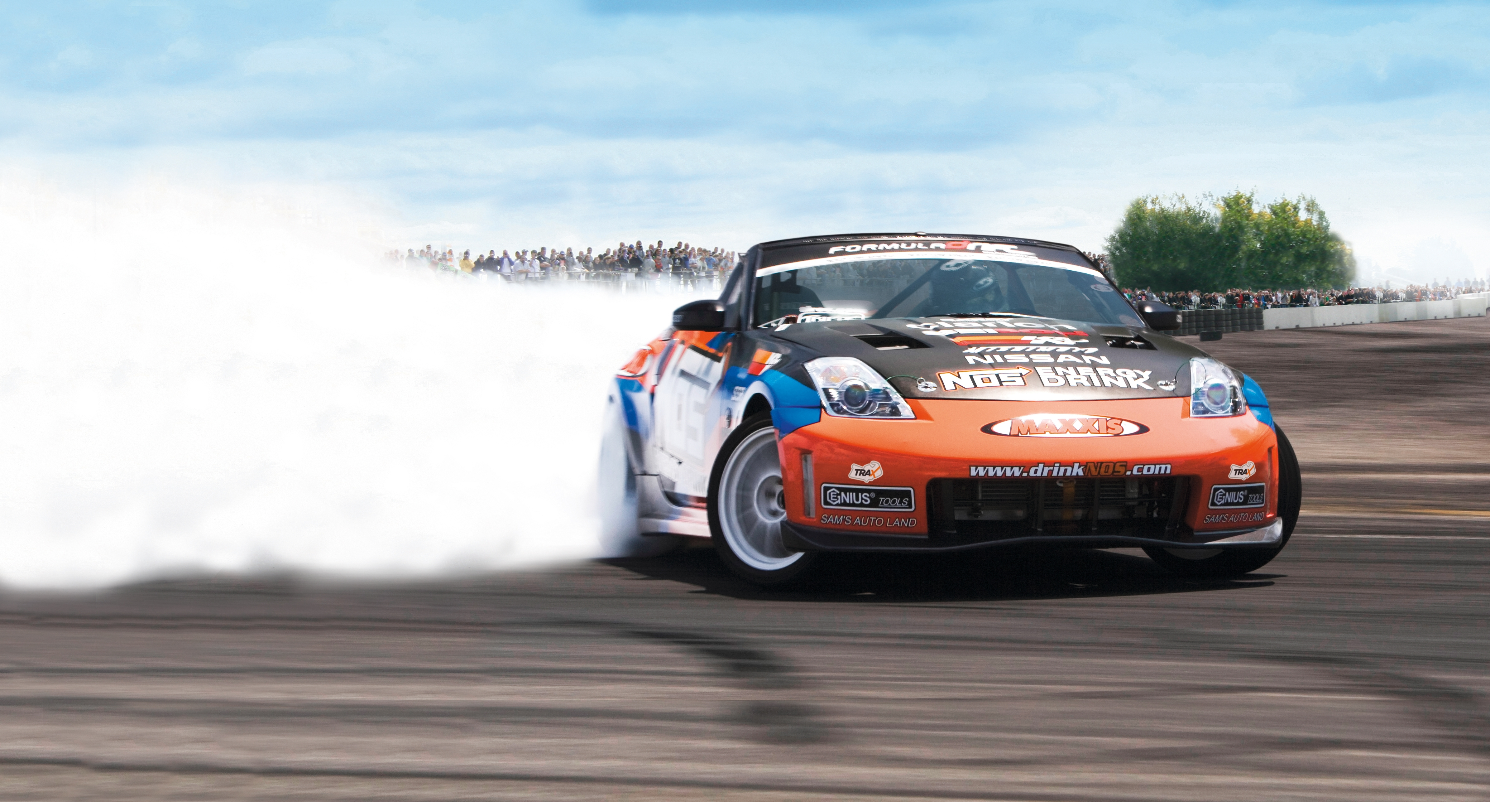 Cars For Sale Uk Drift: EXCLUSIVE: Chris Forsberg To Drive In UK