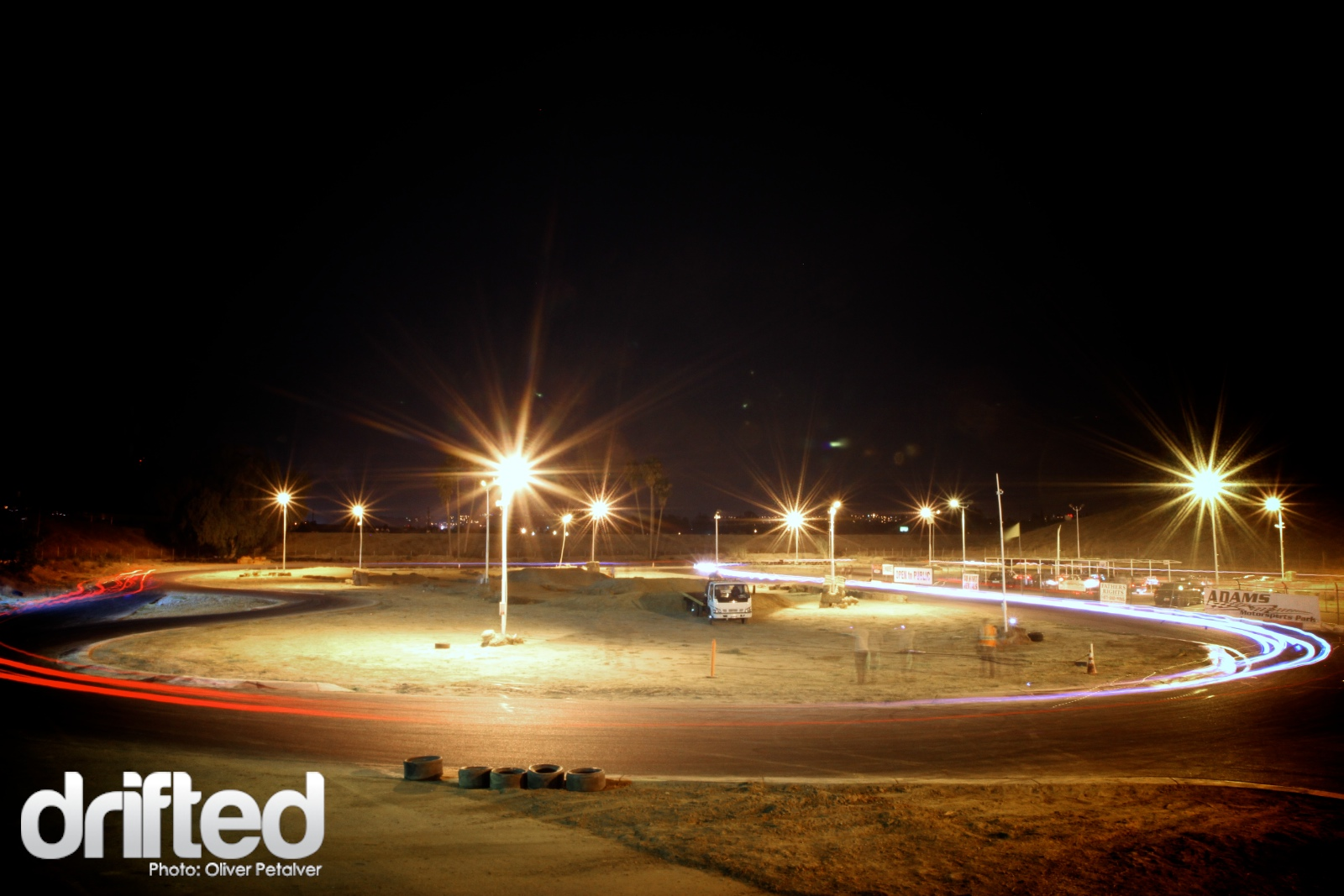 GRASSROOTS: Weekly Drift Nights @ Adams Motorsports Park