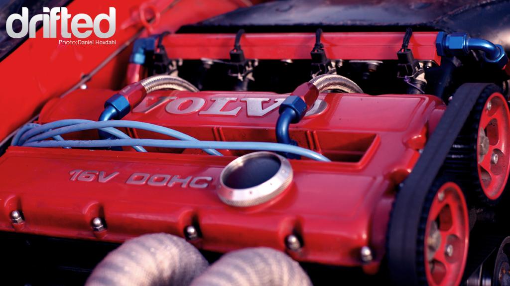 Volvo Engine