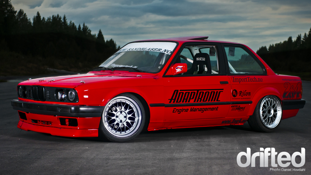 E30 Drift Car