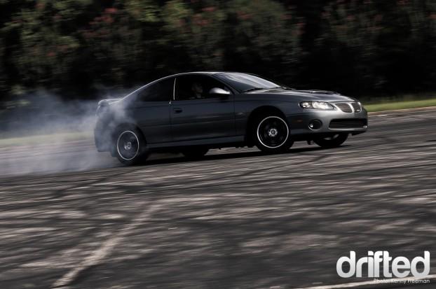 GTO drifting