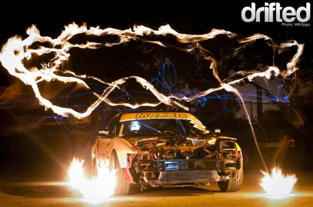 Nissan 200sx 240sx BDC Light Trails