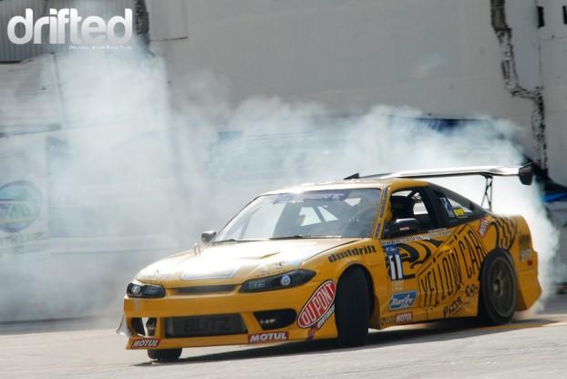 Alex Perez's Silvia