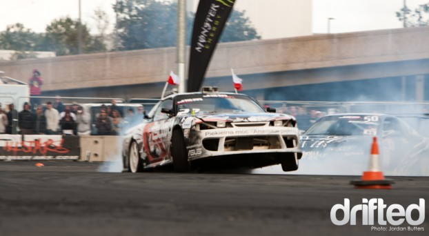 Jump drift 180sx