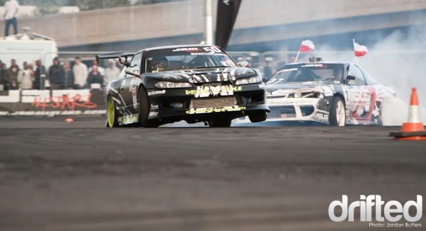 S13 Jump drift