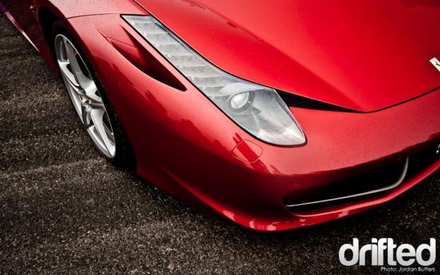 Ferrari 458 Italia Race