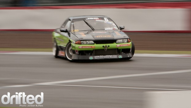 R32 Mint Tyres Drift