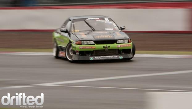 R32 Mint Tyres Drift