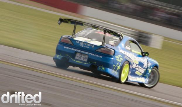 Alan Chubby McCord V8 S15 LS1
