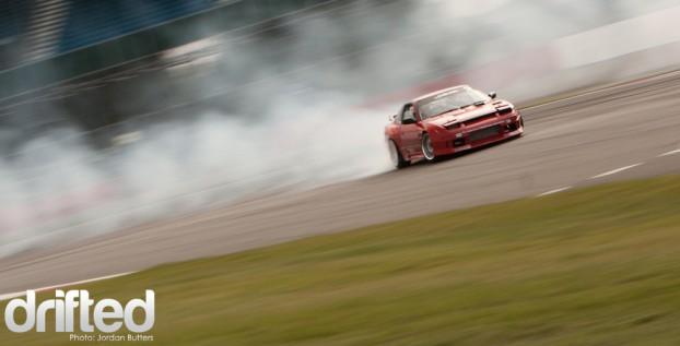 Jon Calvert S13 Neuton Tyres