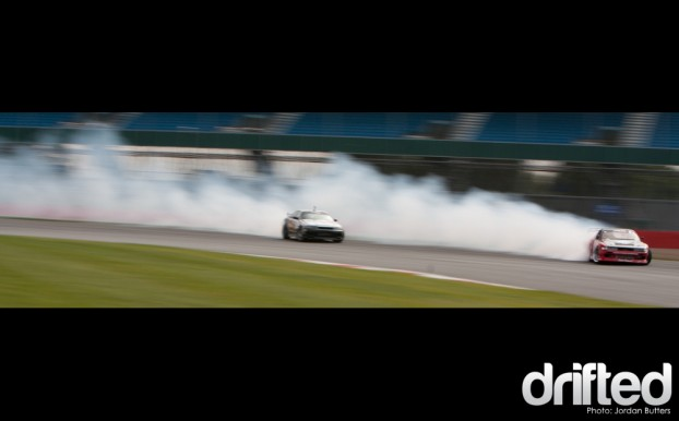 Drift smoke