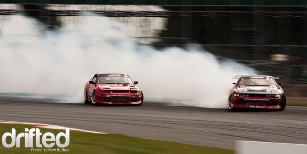 Silverstone twin drift