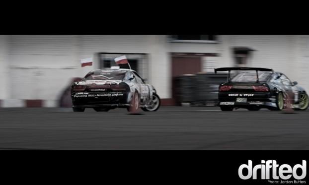 Nigel Colfer Rela 180sx S13 DRIFT
