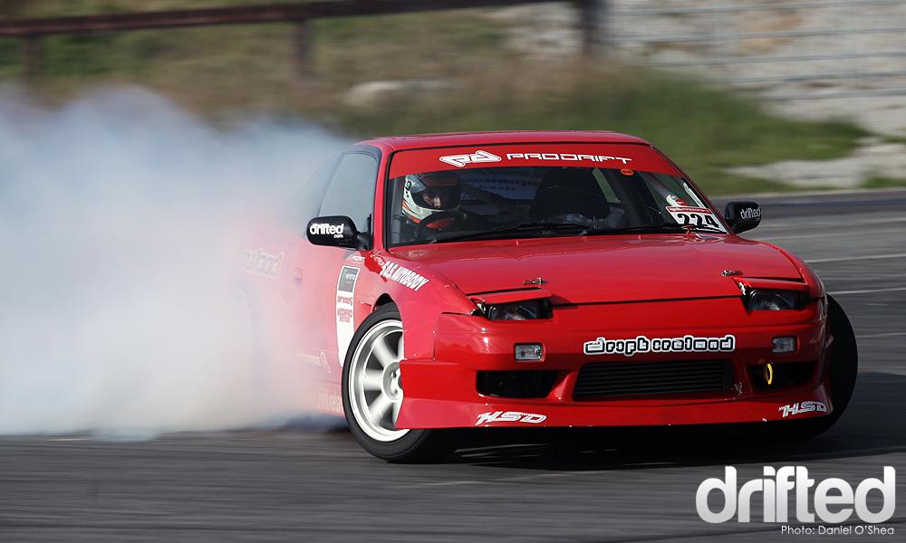 S13 drifting