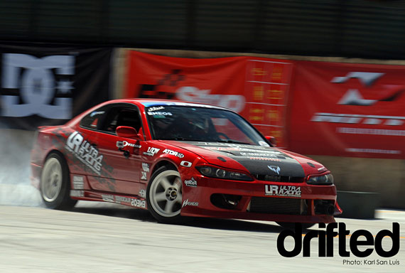 EVENT: 2010 Lateral Drift Pro-Am Championship Round 6