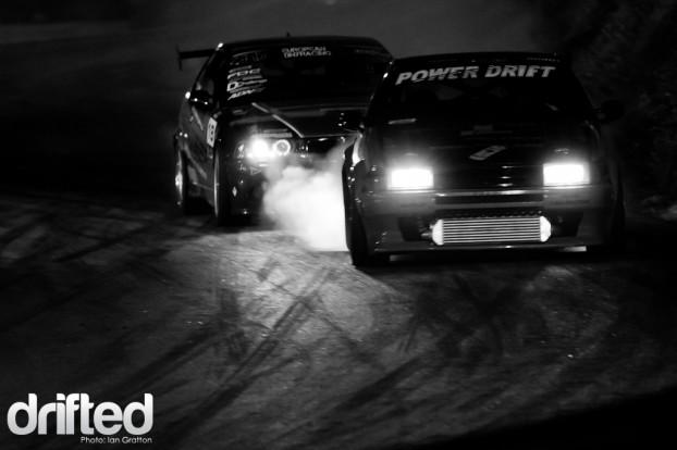 Drift Battle night