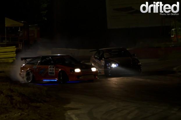 AE86 Neon Drift