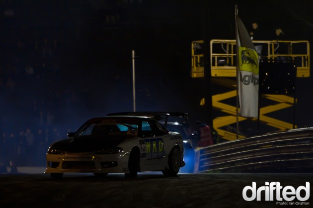 S14 Strawberry drift night