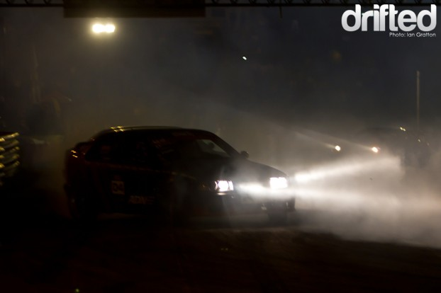 E36 Night Drift