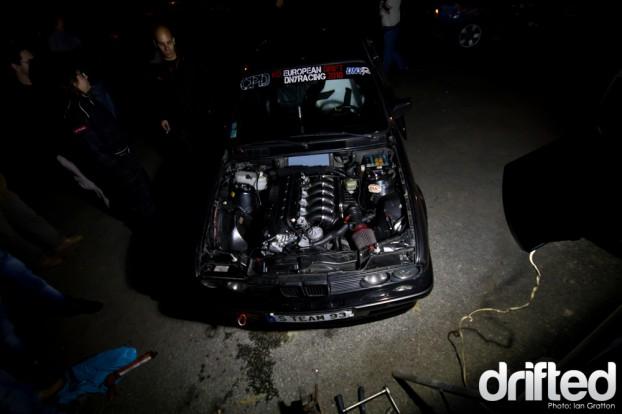 BMW E30 Engine M3