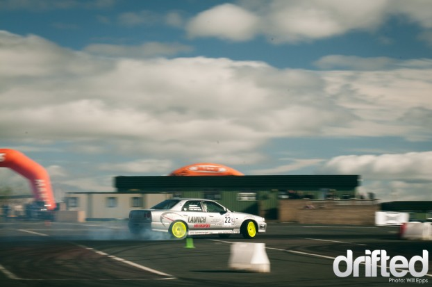 Nissan Skyline Drift Launch Motorsport