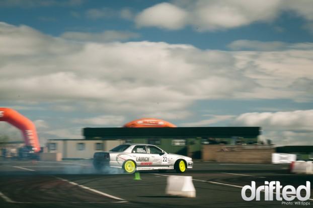 Nissan Skyline Drift Launch Motorsport