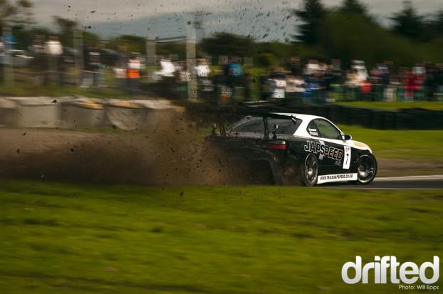 Japspeed S15 Dirt drop drift Nissan Silvia